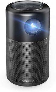 Anker Nebula Capsule, Smart Wi-Fi Mini Projector