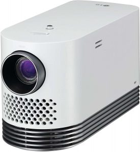 LG HF80LA Laser Smart Home Theater Cinebeam Projector