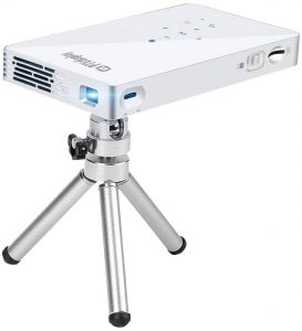 PTVDISPLAY Pocket Portable Mini Projector