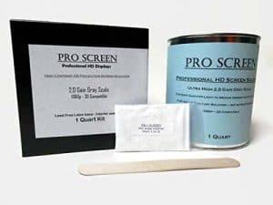 Pro Screen HD Projector Screen Paint