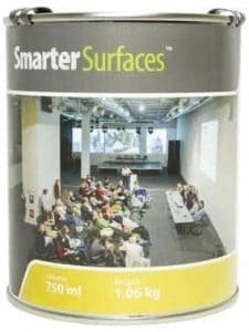 Smart Projector Paint