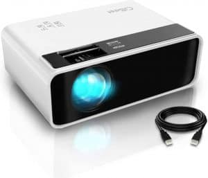 Apeman LC350 4500Lumens Home Entertainment Projector