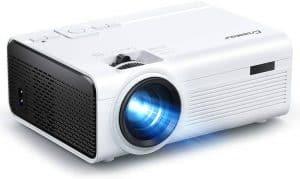 Crosstour P600 Mini LED Video Projector