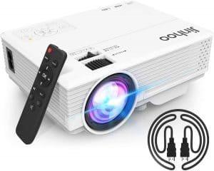 Jinhoo M20 176inch Display Mini Projector