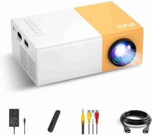 PVO Home Entertainment Projector