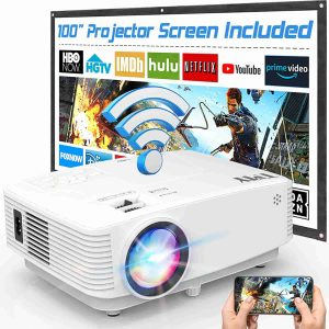 TMY V28 WiFiProjector