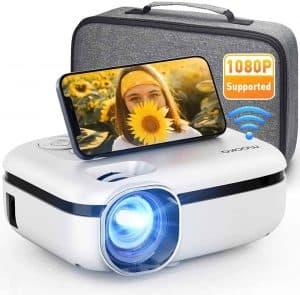 Mooka RD823 1080p Mini Projector