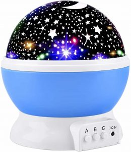 Elmchee Star Night Universe Projector