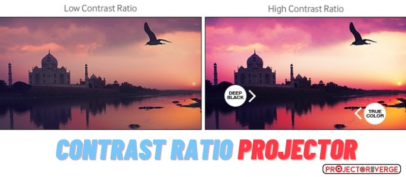 Contrast Ratio Projector