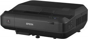 Epson Home Cinema LS100 Ultra Short Throw Projector