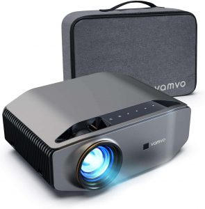 Vamvo L6200 5000 Lux Home Theater Projector