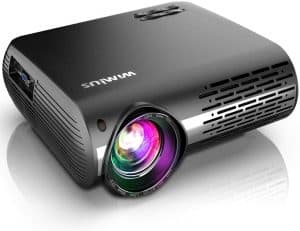 WiMiUS P20 1080p 4K Support Projector