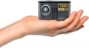 AAXA P7 Mini Portable Full HD Projector