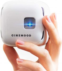 Cinemood Portable Movie Theater Projector