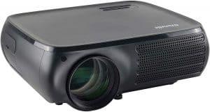 Gzunelic G8W Full HD LED Smart Projector