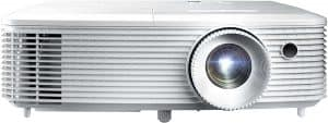 Optoma W335 WXGA DLP Business and Classroom Projector