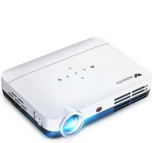 Wowoto H9 HD DLP Mini Video Projector