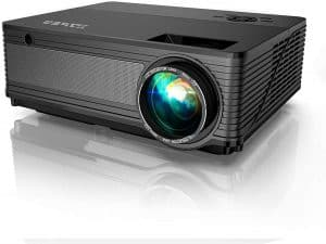 YABER Y21 7000 Lux Home and Outdoor Projector
