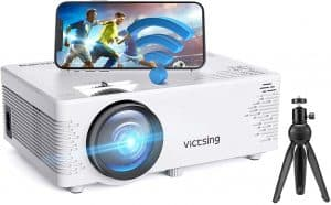 VicTsing BH400 4200L Wireless Android Projector