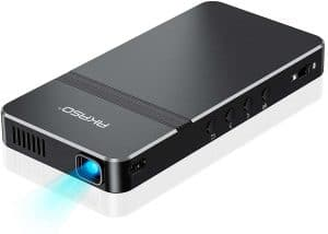 AKASO 50 ANSI Rechargeable Pico Projector