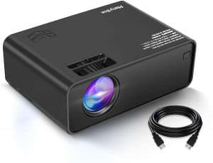 ManyBox W80 LED Portable Video Projector