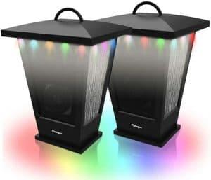 Pohopa EF-B210G Waterproof Lantern Speaker Projector