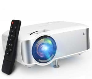 Top vision T23 5500Lux 1080p Supported Projector
