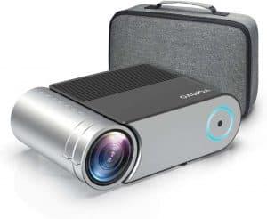 Vamvo L4200 3800Lux Portable Mini Projector