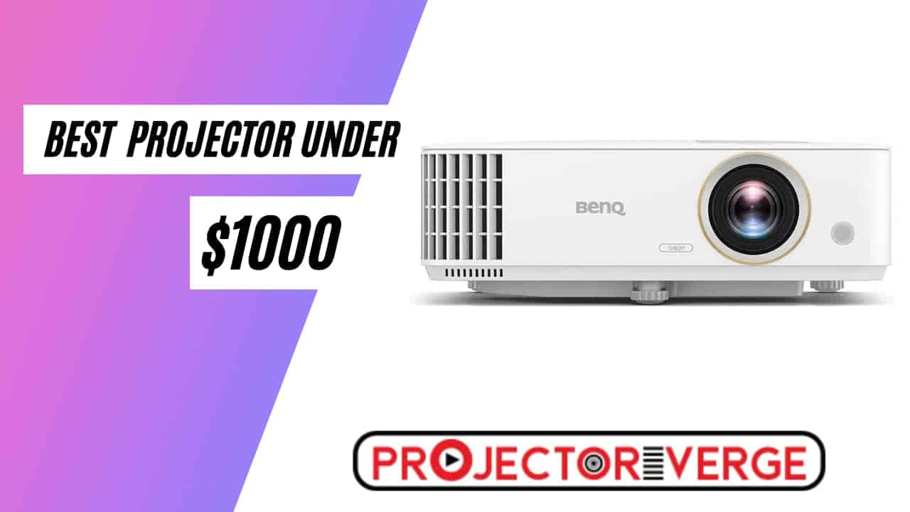 Best Projector under 1000