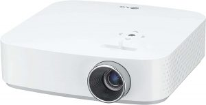 LG PF50KA Portable LED Home Theater Projector