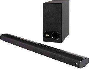 Polk Audio Signa S2 Ultra-Slim Wireless Soundbar