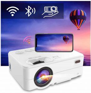 Artlii Enjoy 2 6000L Bluetooth Projector