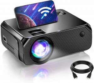 Bomaker US-355 720p Wi-Fi Mini Projector