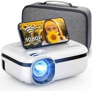 MOOKA RD-823 WiFi Projector