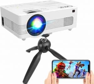 QKK QK03 Full HD Support Wi-Fi Projector