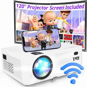 TMY V58 120inch Display Video Projector