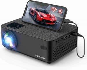 VILINICE VL208 Full HD Wi-Fi Mini Projector