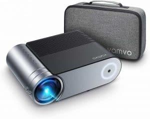 Vamvo L4200 Portable Outdoor Movie Projector