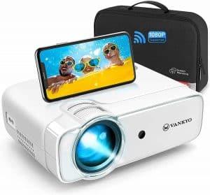 Vankyo Full HD Support Wi-Fi Mini Projector